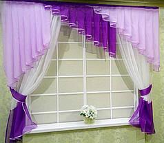 """Кухонные шторы - """"Аделина"""", фото 3"""