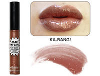 Read My Lips theBalm оттенок  KA-BANG!