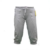 Женские серые бриджи трикотаж по низким ценам BZ11374-3