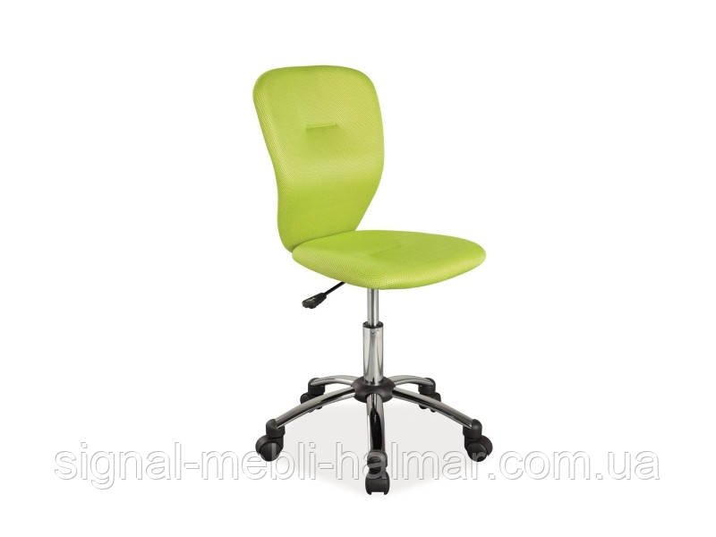 Компьютерное кресло Q-037 signal (зельоный)