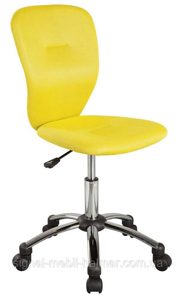 Компьютерное кресло Q-037 signal (желтый)