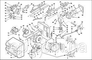 Запасные части к горелке Riello RS(MZ)
