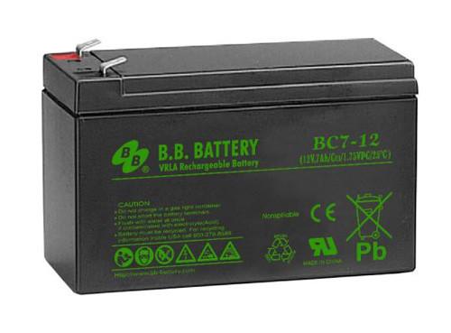 Аккумуляторная батарея B.B. Battery BC 7-12