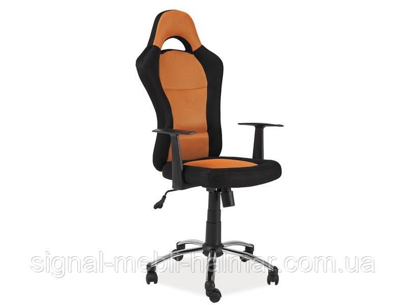 Компьютерное кресло Q-039 signal (оранжевый)