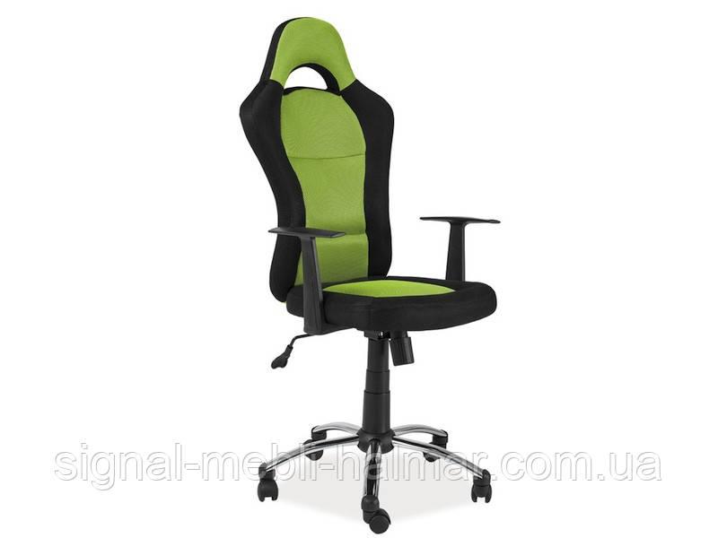 Компьютерное кресло Q-039 signal (зеленый)