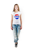 Футболка Pepsi S, белый