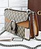 Женская сумка в стиле GUCCI DIONYSUS BAG GREY (3456)
