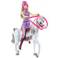 Кукла Барби прогулка верхом / Barbie Doll and Horse , фото 3