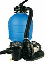 Фильтровальная установка Pro Aqua 400 с насосом для бассейна