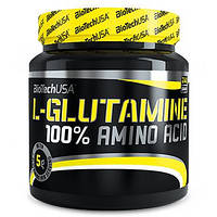 BIOTECH USA NUTRITION 100% L-GLUTAMINE