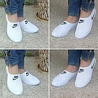 Женская обувь Nike сетка летняя