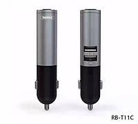 Гарнитура-зарядка Remax bluetooth RB-T11С black