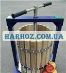 Пресс ручной универсальный из дуба Вилен 20 литров