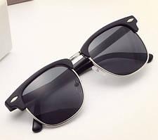 Солнцезащитные очки Clubmaster Black