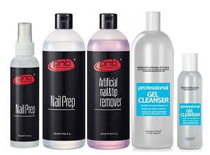Жидкости для снятия гель-лака, лака, дисперсионного слоя ( Cleanser )