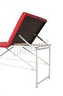 Trio Standart Массажный стол-кушетка техсекционный складной  Красный