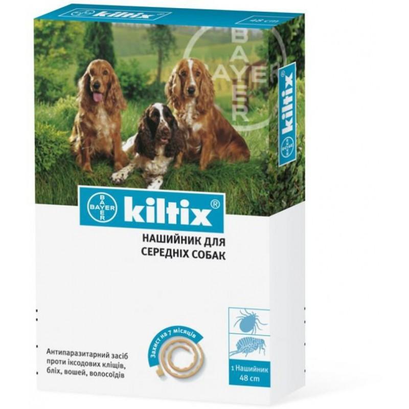 Bayer (Байер) KILTIX (Килтикс) ошейник для собак (48 см)