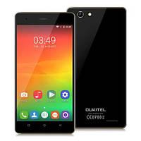 Стандартный классический смартфон Oukitel C4 (1Gb/8Gb). Хорошее качество. Дешево и  доступно. Код: КГ1316