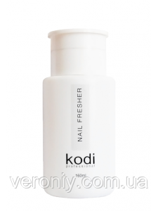 Обезжириватель Kodi-Professional Nail fresher, 160 мл.