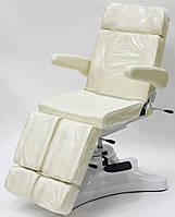Педикюрно-косметологическое кресло 234А цвет светло-бежевый