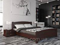 Ліжко  з натурального дерева Венеція