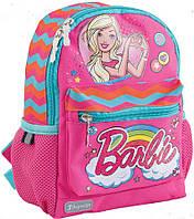 Ранец детский K-16 Barbie pink, 24.5*18*9.5см 553437