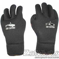 Перчатки для дайвинга BS Diver ULTRABLACK (5 мм)