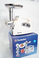Мясорубка электрическая Technika TK-2001 2000w (электромясорубка Техника ТК-2001), фото 1
