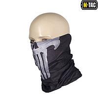 Шарф-Труба M-Tac Облегченный Punisher Black, фото 1