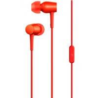 Наушники sony mdr-ex750ap Красный