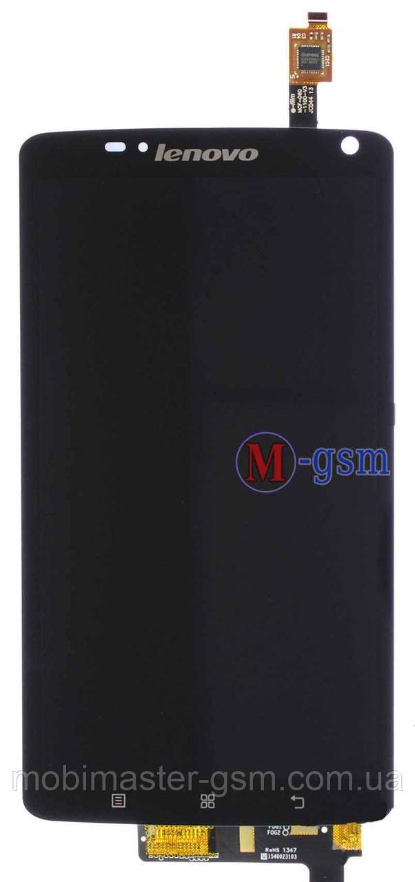 LCD модуль Lenovo S930  черный