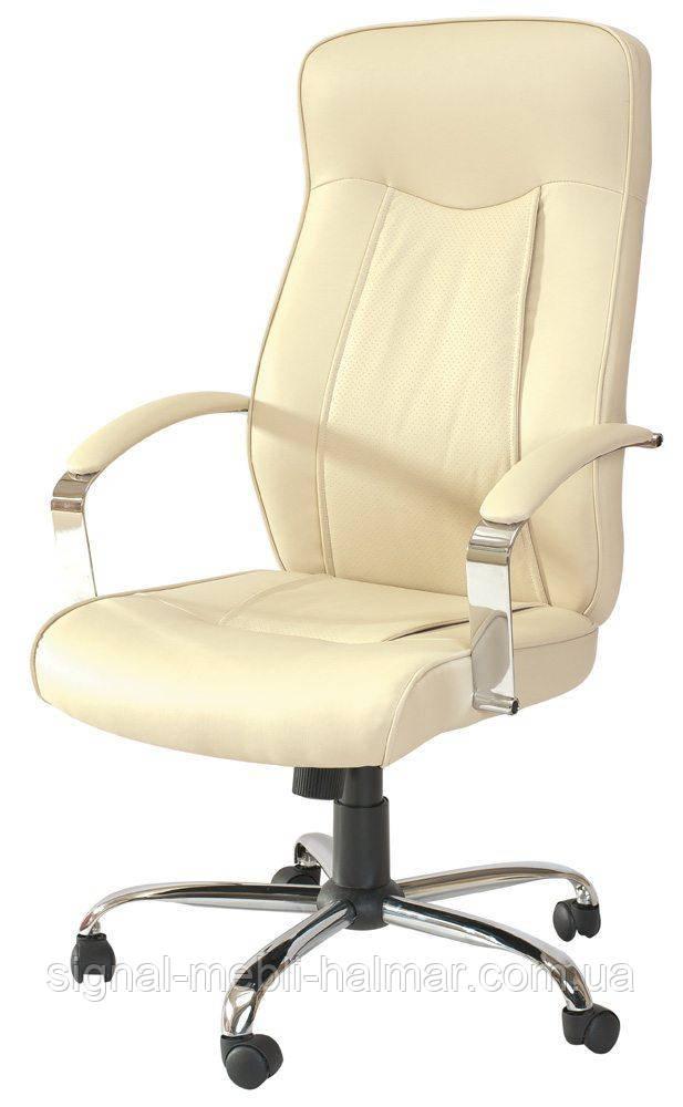 Компьютерное кресло Q-052 signal (крем)