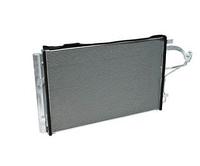 Радиатор кондиционера Hyundai Elantra, I30, Cerato, Ceed
