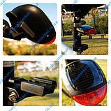 Фара задня для велосипеда на сонячній батареї, фото 8