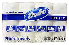 Бумажные полотенца Диво Бизнес Optimal (2 слоя, 50 листов) - 8 рулонов