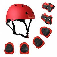 Набор детской защиты + шлем - детский