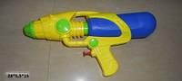 Водяное оружие 28см CS33 с накачкой 2 цвета 28*5, 5*15 см (m +)