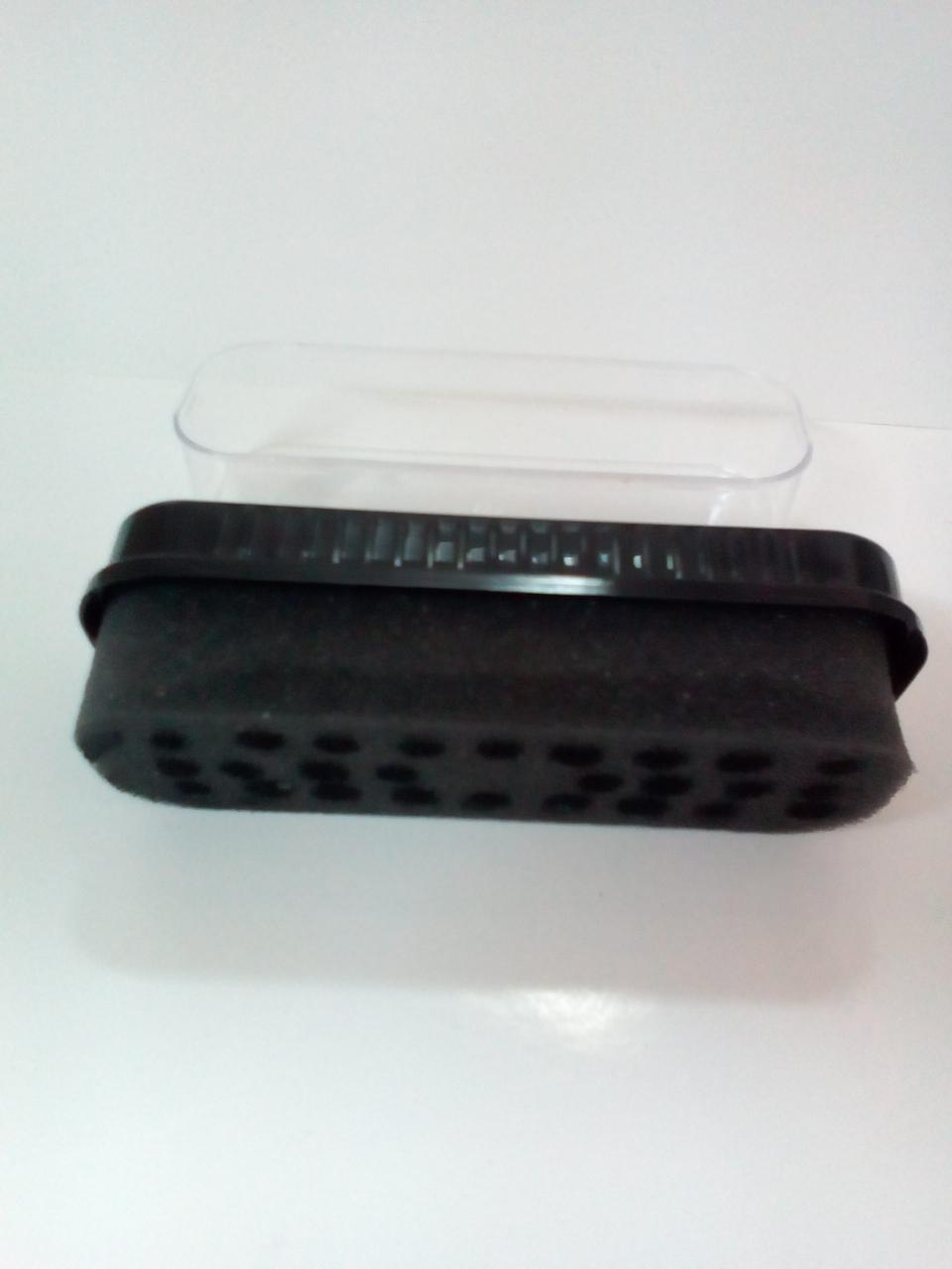 Чобіток Губка для взуття велика чорна (0107) )