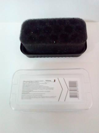 Чобіток Губка для взуття маленька чорна (0015) , фото 2