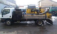 Услуга бетононасоса с производительностью до 50м3/час.