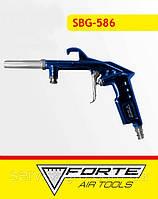 Пескоструйный пневматический пистолет SBG-586 FORTE пескоструйный