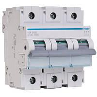 Автоматический выключатель In=0.5 А 3п С 6 kA 3м