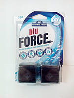 "Кубик в бачок ""General Fresh"" BLUE*2 50г*2 Море (2035)"