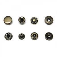 Кнопка маленькая №54-D12.5 антик