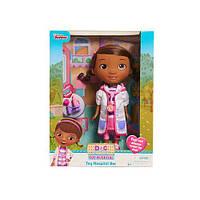 Лялька Дісней (walt Disney) Набір Доктор Плюшева з аксесуарами, фото 1