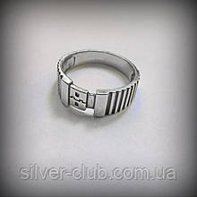 1053 Серебряное кольцо USB 925 пробы от украинского производителя
