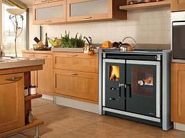 Печі кухонно-опалювальні на дровах