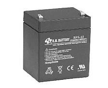 Аккумуляторная батарея B.B. Battery BP 5-12 (12V, 5 Ah)