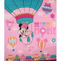 BabyPol Игровой коврик Принцесса (Минни Маус) 1800х1500х10мм