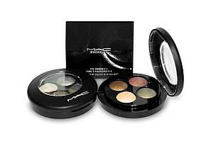 Тени для век MAC Mineralize Eye Shadow x4